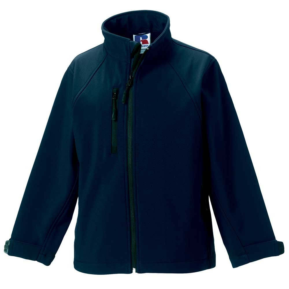 Russell Ladies Soft Shell Coat