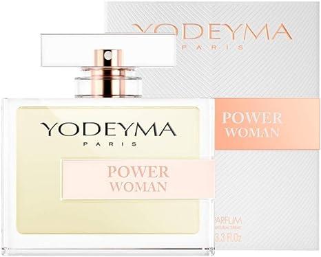 YODEYMA Profumo Donna Eau de parfum Power Woman 100 ml equivalente