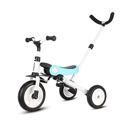 Bicicleta de triciclo para niños Carrito infantil ...