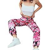 Ankola Women Camouflage Pants, Women Sports Camo
