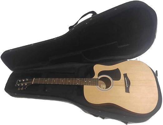 Estuche de Foam para Guitarra Acústica marca CIBELES: Amazon.es: Instrumentos musicales
