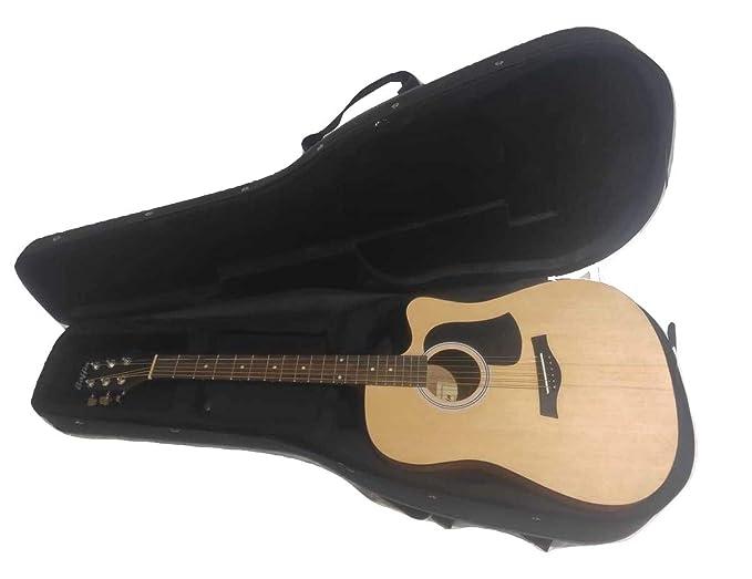 Estuche de Foam para Guitarra Acústica: Amazon.es ...