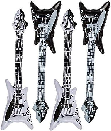 marion10020 - Guitarra Hinchable (Hinchable, 90 cm, 4 Unidades ...