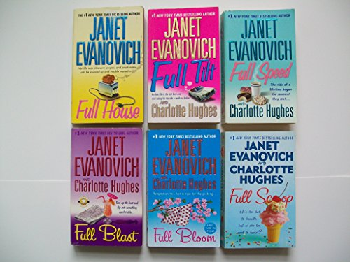 The Full Series, Books 1-6: Full House, Full Tilt, Full Speed, Full Blast, Full Bloom, and Full Scoop (Full Blast)