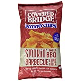Covered Bridge Smoking' Sweet Barbeque Pot Chips, 170g