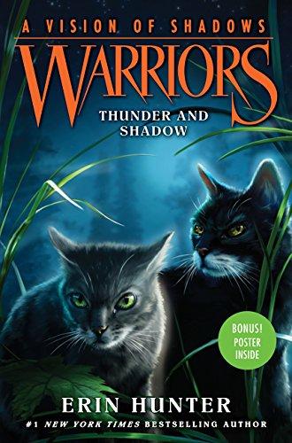 Warriors: A Vision of Shadows #2: Thunder and Shadow ebook