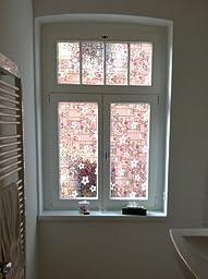 statische dekorfolie fensterfolie f r fenster t ren glc 4657 46 x 150 cm k che. Black Bedroom Furniture Sets. Home Design Ideas