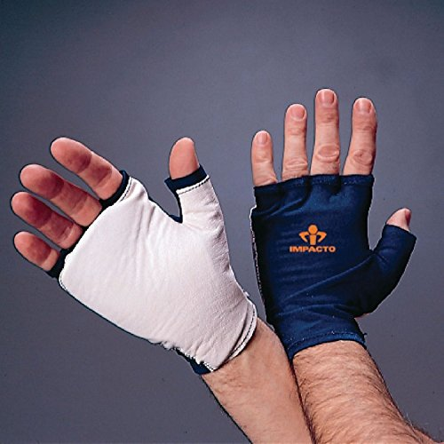 IMPACTO BG401 Anti-Vibration Air Glove Large Impacto Bubble Glove