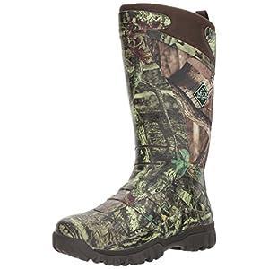 Muck Boots Company Men's PURSUIT SUPREME, MOSSY OAK INFINITY CAMO, Neoprene