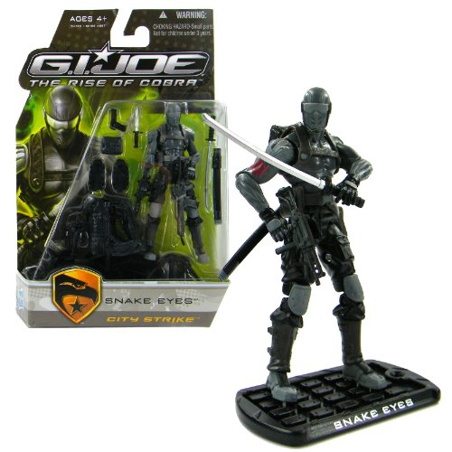 Hasbro Year 2009 G.I. JOE Movie