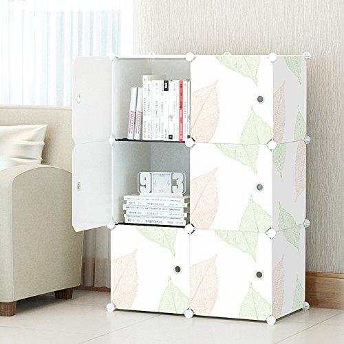 6 cube wire storage unit - 8