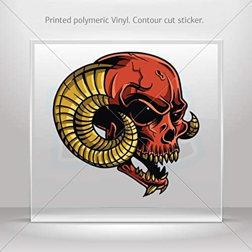 Diseño con Cráneo Rojo Dorado espinas Tablet portátil impermeable deportes coche bicicleta KR843: Amazon.es: Juguetes y juegos