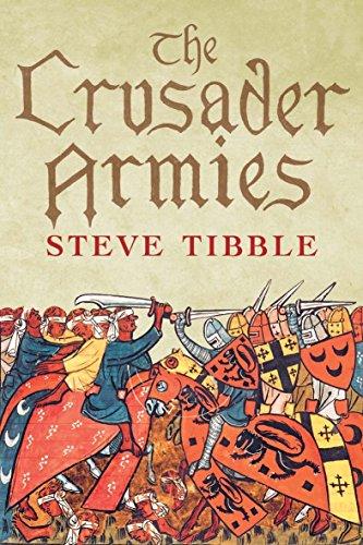 Warrior Crusader Knight - The Crusader Armies: 1099–1187
