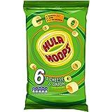 KP Hula Hoops - Cheese & Onion (6x24g)