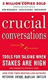Book cover for Crucial Conversations Tools for Talking When Stakes Are High