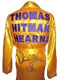"Thomas""Hitman"" Hearns Signed Robe - Autographed"