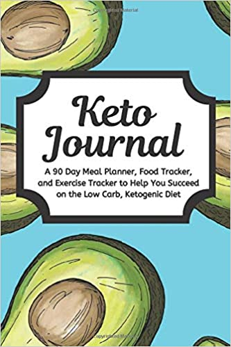 Keto Journal 6x9 Tracker