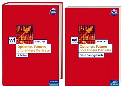 Value Pack: Optionen, Futures und andere Derivate + Lösungsbuch (Pearson Studium - Economic BWL)