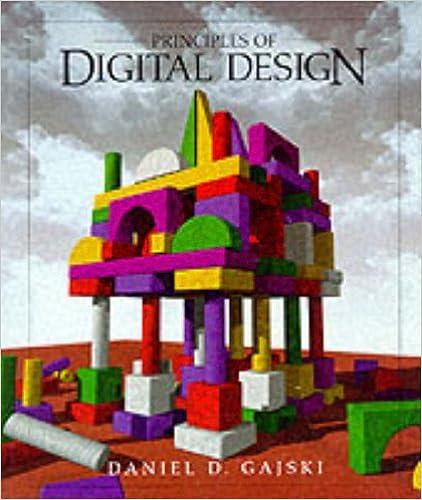 Principles of digital design daniel d gajski 9780133011449 principles of digital design 1st edition fandeluxe Image collections