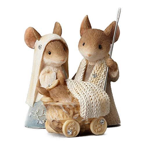Enesco Christmas Nativity Pageant Figurine