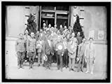 Vintography Reproduced 8 x 10 Photo Creel, George, Chairman, Com. On Public Information. Right Mexican Newspapermen 1918 Harris & Ewing a42