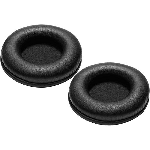 Pioneer HC-EP0101 REPLACEMENT LEATHER EAR PADS FOR (Hdj 2000 Headphones)