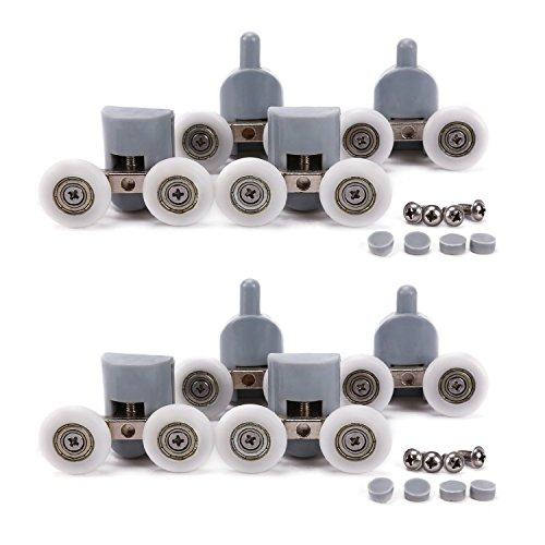 shower door rollers replacement - 9