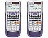 2 X Casio fx-115ES PLUS Engineering/Scientific Calculator