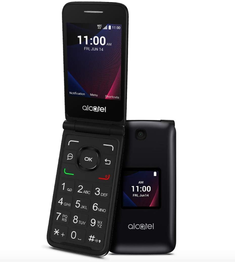 Alcatel gehen Flip V 4051S Verizon 4G Lte