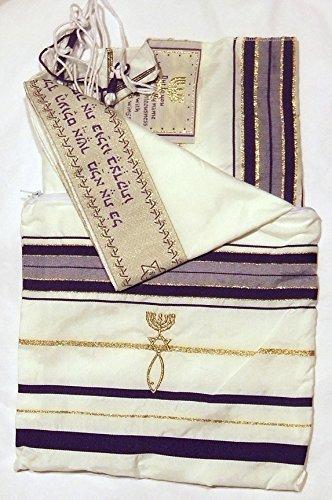 Messianic Tallits prayer Shawl Covenant Messianic tallit prayer