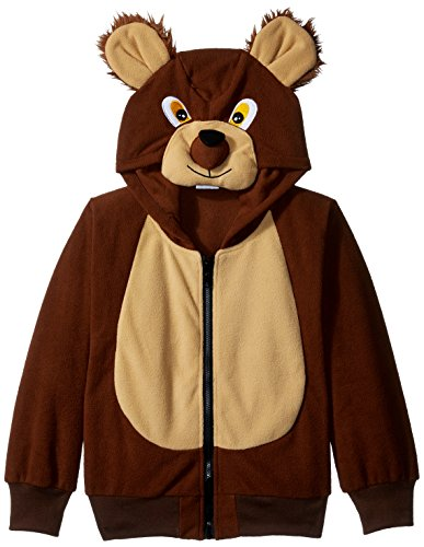 RG Costumes 'Funsies' Bailey Bear Hoodie, Child Medium/Size 8-10