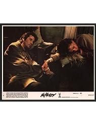 MOVIE PHOTO: No Mercy-Richard Gere and Kim Basinger-8x10-B amp;W-Still