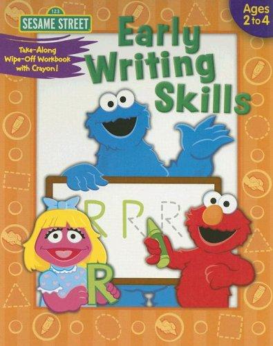 Early Writing Skills: Ages 2-4 (Sesame Street) PDF
