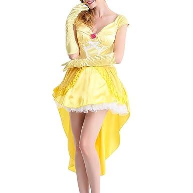 Halloween Vestido Mujer,Disfraz De Halloween para Mujer Falda Sin ...