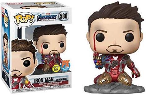 pre-ordine * IO SONO IRON MAN Funko Pop * Figura in vinile Finale di Avengers-Iron Man