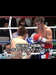 粉川拓也×林徹磨(2012) 日本フライ級タイトルマッチ