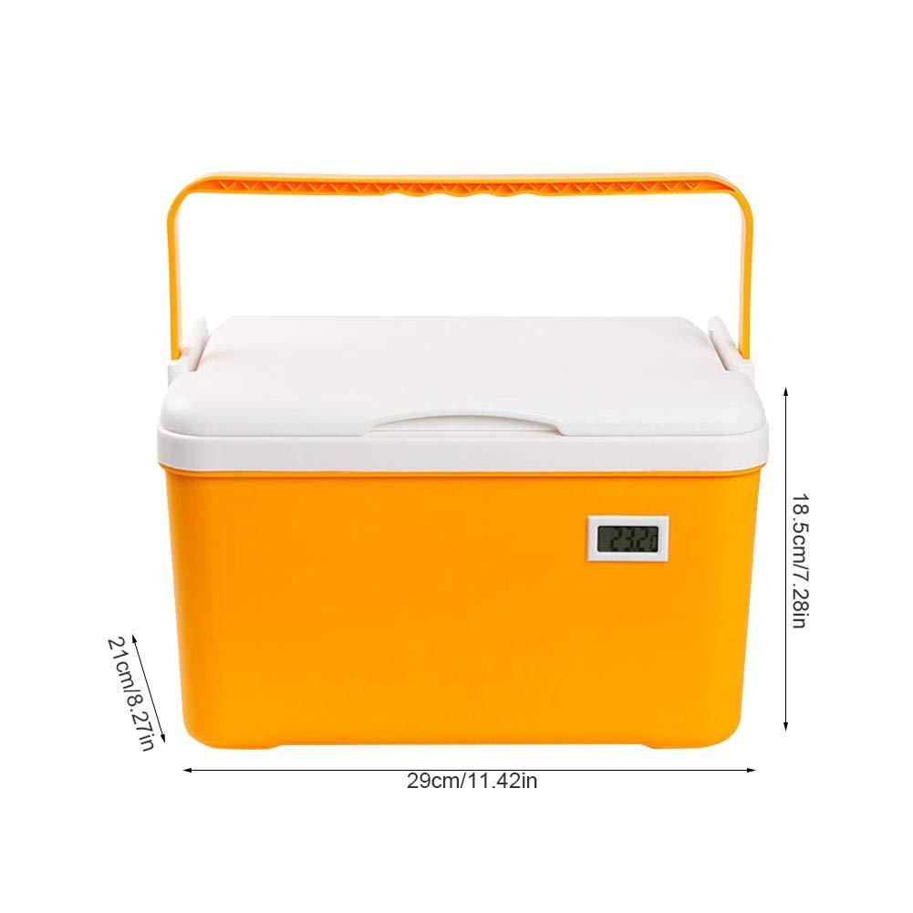 Incubadora al aire libre 6 Litros Congelador Caja de ...