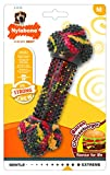Nylabone Flavor Frenzy Bacon Cheeseburger Flavored...