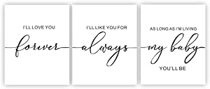 """Inspiration wall prints Inspirational Quote&Saying Art Painting Modern Minimalist Set of 3 (8""""X10"""" Canvas Painting Picture Phrases Wall Art Poster Kids Room Home Decor Wall Art Decor (UNFRAMED)"""