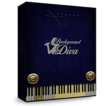 Background Diva – Vocal/Choir Library (for 4 and above)