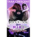 Messing with Miki  (A MFM Ménage Romance) (Playing For Love Book 5)