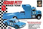 AMT AMT107206 1/25 Petty Race Team Dodge Dart/Hauler Truck from Amt