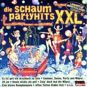 Ausgeflippte Partyhits - ideal für Apres Ski Party, Grillfete, Ballermann etc. (CD Compilation, 15 Titel, Diverse Künstler)