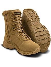 Footwear Men's Breach 2.0 Tactical Side Zip Boots - 8