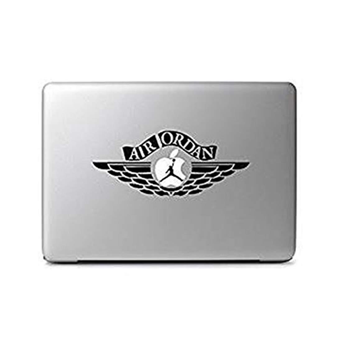 クールカラフルfor MacBookラップトップコンピュータまたは任意フラットサーフェス領域デカールステッカーBuy 2 Get 1 B072L7XPS4 Jordan Flight