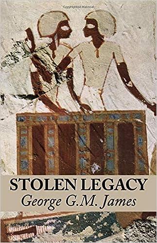 Stolen Legacy: Amazon co uk: George G M  James: Books