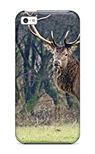 Iphone Cover Case - Deer Protective Case Compatibel With Iphone 5c
