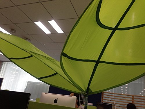 Ikea Lova Green Leaf Canopy Long Stem Version Original