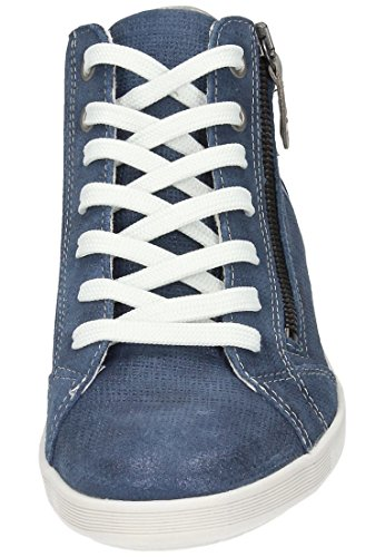 Comfort Damer-bootee Blå Blå 991045-5