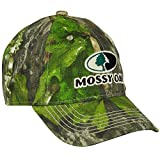 Mossy Oak Contrast Stitch Logo Cap